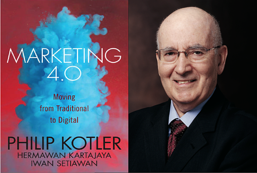 Phlip Kotler Marketing 4.0