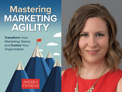 andrea fryrear mastering marketing agility combo