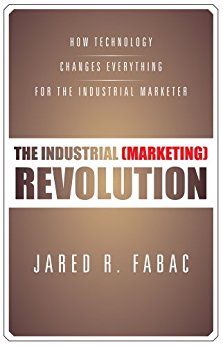 industrial marketing revolution book cover
