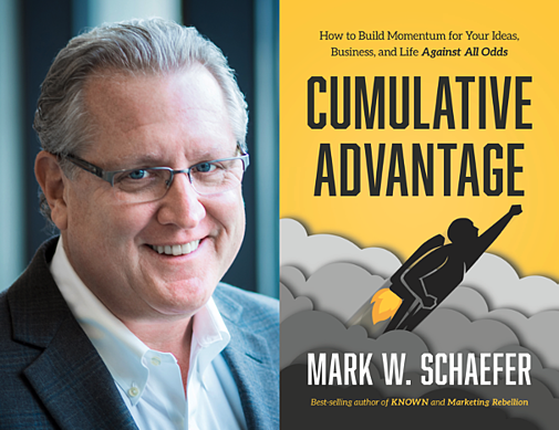 mark schaefer cumulative advantage combo