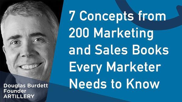 Douglas Burdett Marketing Book Podcast
