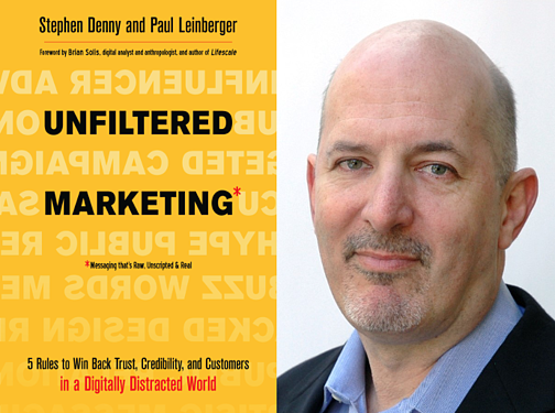 stephen denny unfiltered marketing combo