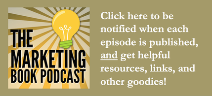 Click here to subscribe to The Marketing Book Podcast newsletter!